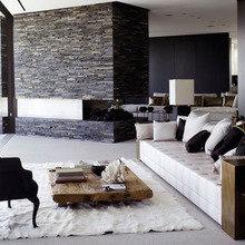 Фотография: Гостиная в стиле Скандинавский, Декор интерьера, DIY, Цвет в интерьере – фото на InMyRoom.ru