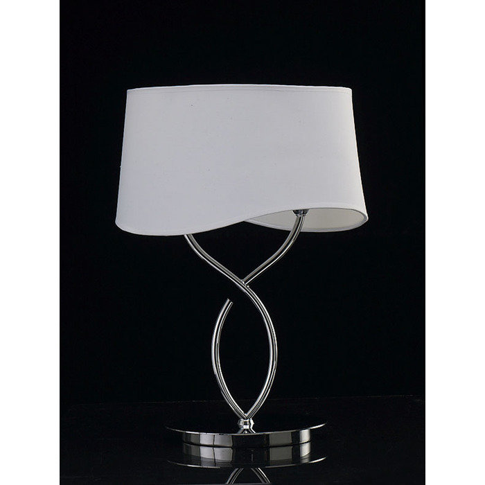 """Настольная лампа Mantra """"Ninette Chrome"""""""