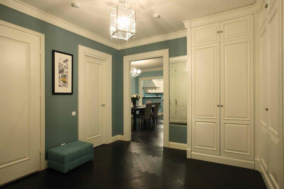 Фотография:  в стиле Современный, Классический, Квартира, Дома и квартиры – фото на InMyRoom.ru