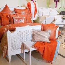 Фотография: Спальня в стиле Кантри, Современный, Текстиль, Индустрия, События, Плед – фото на InMyRoom.ru