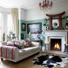 Фотография: Гостиная в стиле , Декор интерьера, Декор дома – фото на InMyRoom.ru