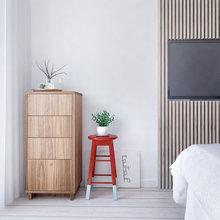 Фото из портфолио Квартира в стиле Mid-century modern от INT2 – фотографии дизайна интерьеров на INMYROOM