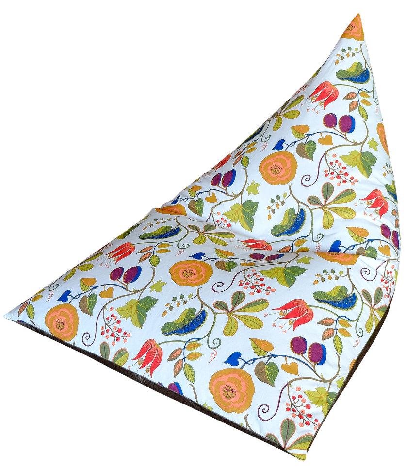 Купить Кресло-мешок пирамида l капри утром, inmyroom, Россия
