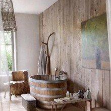 Фотография: Ванная в стиле Кантри, Декор интерьера, Квартира, Декор дома – фото на InMyRoom.ru