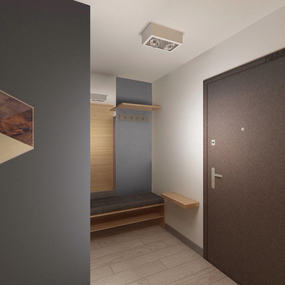 Фотография: Прихожая в стиле Современный, Минимализм, Квартира, Проект недели – фото на InMyRoom.ru