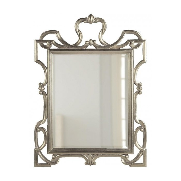 Зеркало в раме King Silver