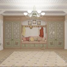 Фотография: Прихожая в стиле Кантри, Квартира, Дома и квартиры, Прованс, Проект недели – фото на InMyRoom.ru