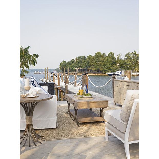 Фотография: Балкон, Терраса в стиле Восточный, Дизайн интерьера, Морской – фото на InMyRoom.ru