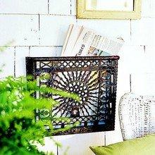 Фотография: Декор в стиле Кантри, Прихожая, Интерьер комнат – фото на InMyRoom.ru