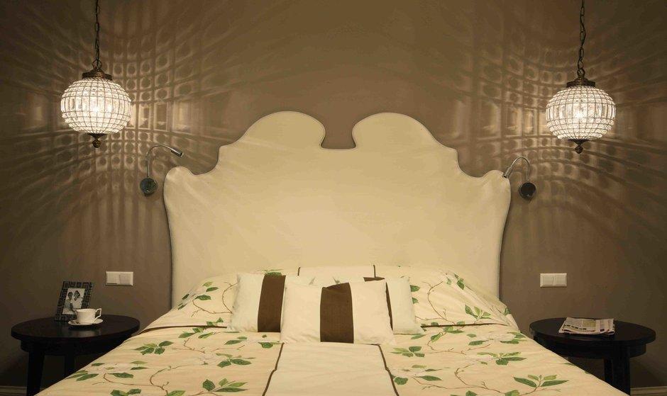 Фотография: Спальня в стиле Современный, Классический, Квартира, Дома и квартиры – фото на InMyRoom.ru