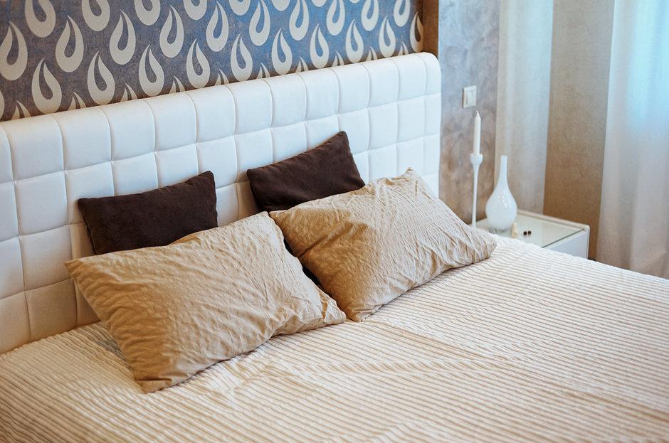 Фотография: Спальня в стиле Современный, Декор интерьера, Квартира, Дома и квартиры, Минимализм, Проект недели – фото на InMyRoom.ru