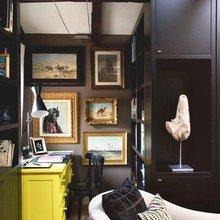 Фотография: Кабинет в стиле Кантри, Квартира, Дома и квартиры – фото на InMyRoom.ru