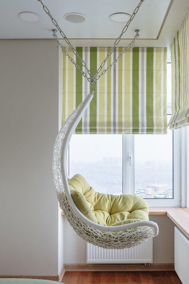Фото из портфолио ЖК «Триколор» Светлая квартира – фотографии дизайна интерьеров на INMYROOM