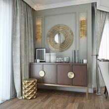 Фото из портфолио ДП «Ромашково» – фотографии дизайна интерьеров на INMYROOM