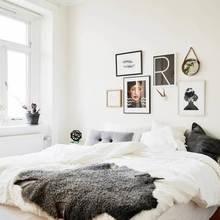 Фотография: Спальня в стиле Скандинавский, Эклектика, Декор интерьера, Аксессуары, Декор – фото на InMyRoom.ru