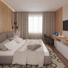 Фото из портфолио Дизайн проект уютной трешки – фотографии дизайна интерьеров на INMYROOM