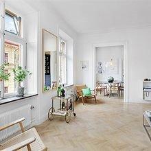 Фото из портфолио  Утончённый и стильный интерьер – фотографии дизайна интерьеров на InMyRoom.ru