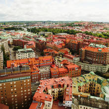 Фото из портфолио Lasarettsgatan 6 – фотографии дизайна интерьеров на InMyRoom.ru