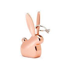 Подставка для колец кролик