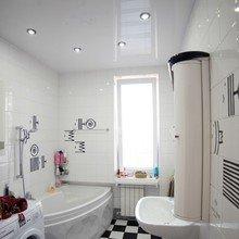 Фотография: Ванная в стиле Скандинавский, Советы, Ремонт на практике, ремонт своими руками, Квадрим – фото на InMyRoom.ru