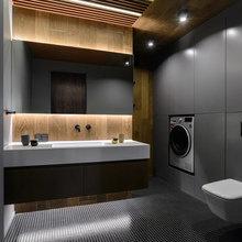 Фото из портфолио Проект квартиры 90м2 в Новосибирске – фотографии дизайна интерьеров на INMYROOM