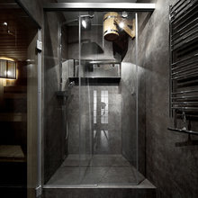 Фото из портфолио Мини Сауна G60 – фотографии дизайна интерьеров на INMYROOM