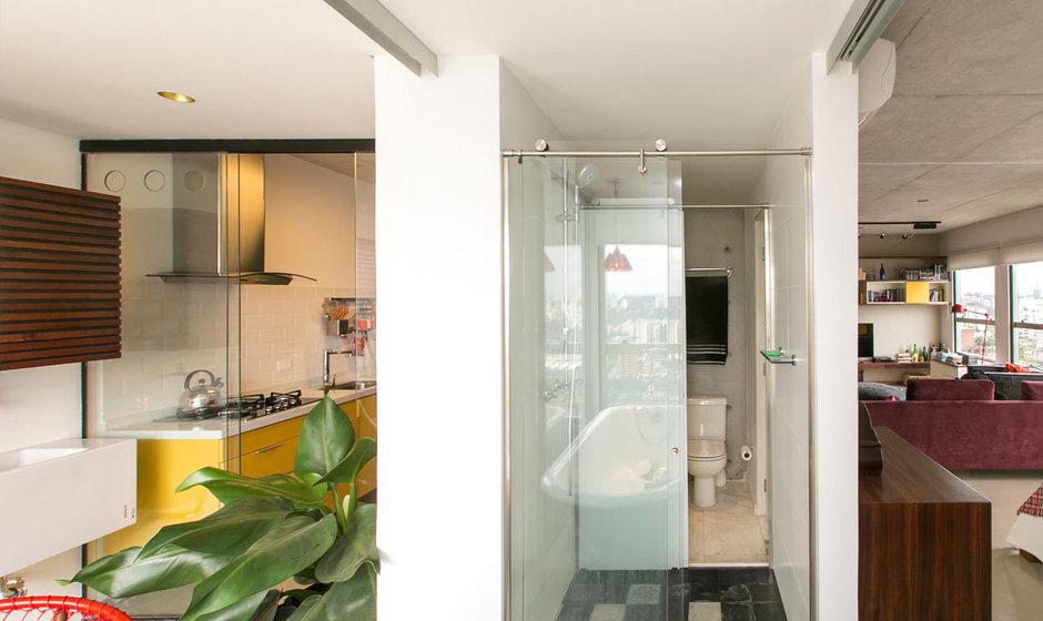 Фотография:  в стиле Современный, Декор интерьера, Малогабаритная квартира, Квартира, Дома и квартиры – фото на InMyRoom.ru