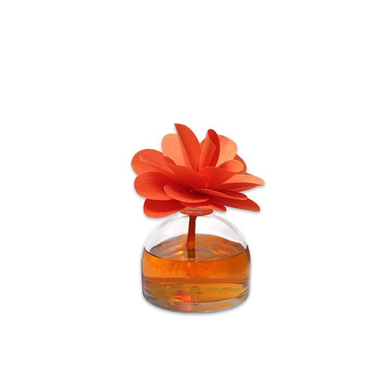 Купить Ароматический диффузор с цветком тосканский цитрус 200 мл, inmyroom, Италия