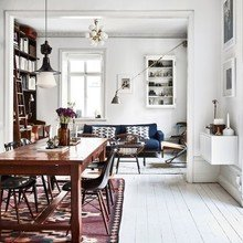 Фото из портфолио  Винтажная мебель : индивидуальный дизайн – фотографии дизайна интерьеров на INMYROOM
