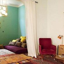 Фотография:  в стиле , Декор интерьера, Мебель и свет, Перегородки – фото на InMyRoom.ru