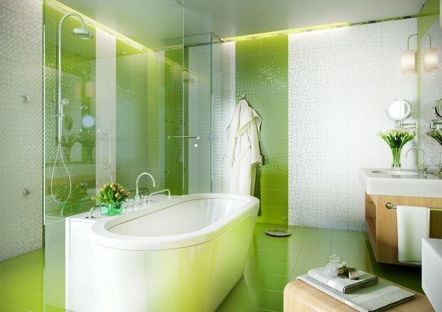 Фотография: Ванная в стиле Современный, Эко, Декор интерьера, Квартира, Дом, Декор, Советы – фото на InMyRoom.ru