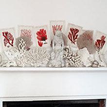 Фотография: Декор в стиле Кантри, Дом, Цвет в интерьере, Дома и квартиры, Белый, Красный – фото на InMyRoom.ru