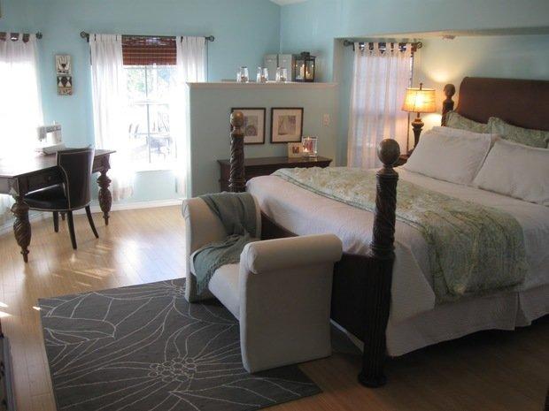 Фотография: Спальня в стиле Прованс и Кантри, Декор интерьера, Интерьер комнат, Советы – фото на InMyRoom.ru