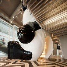 Фотография:  в стиле Современный, Эклектика, Офисное пространство, Офис, Дома и квартиры – фото на InMyRoom.ru