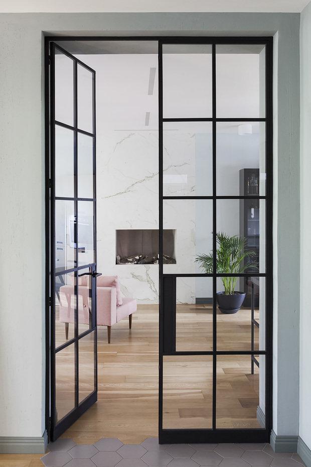 Фото из портфолио Квартира в переулке Нового Арбата – фотографии дизайна интерьеров на INMYROOM