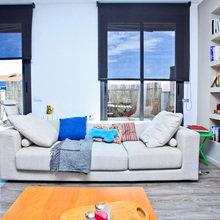 Фотография: Гостиная в стиле Современный, Квартира, Дома и квартиры, Барселона – фото на InMyRoom.ru