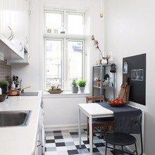 Фото из портфолио Путь от Нью-Йорка до классического дома в Осло – фотографии дизайна интерьеров на INMYROOM