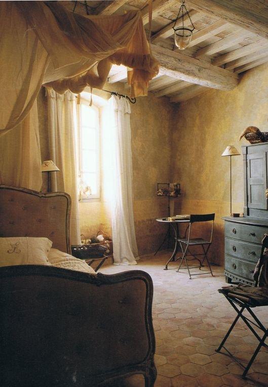 Фотография: Спальня в стиле , Стиль жизни, Советы, Прованс – фото на InMyRoom.ru