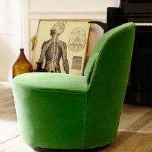 Фотография: Мебель и свет в стиле Эклектика, Декор интерьера, Декор дома, Цвет в интерьере, IKEA, Зеленый, Желтый – фото на InMyRoom.ru
