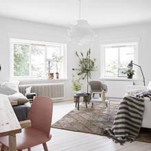 Фото из портфолио Fjällgatan 9 U – фотографии дизайна интерьеров на InMyRoom.ru