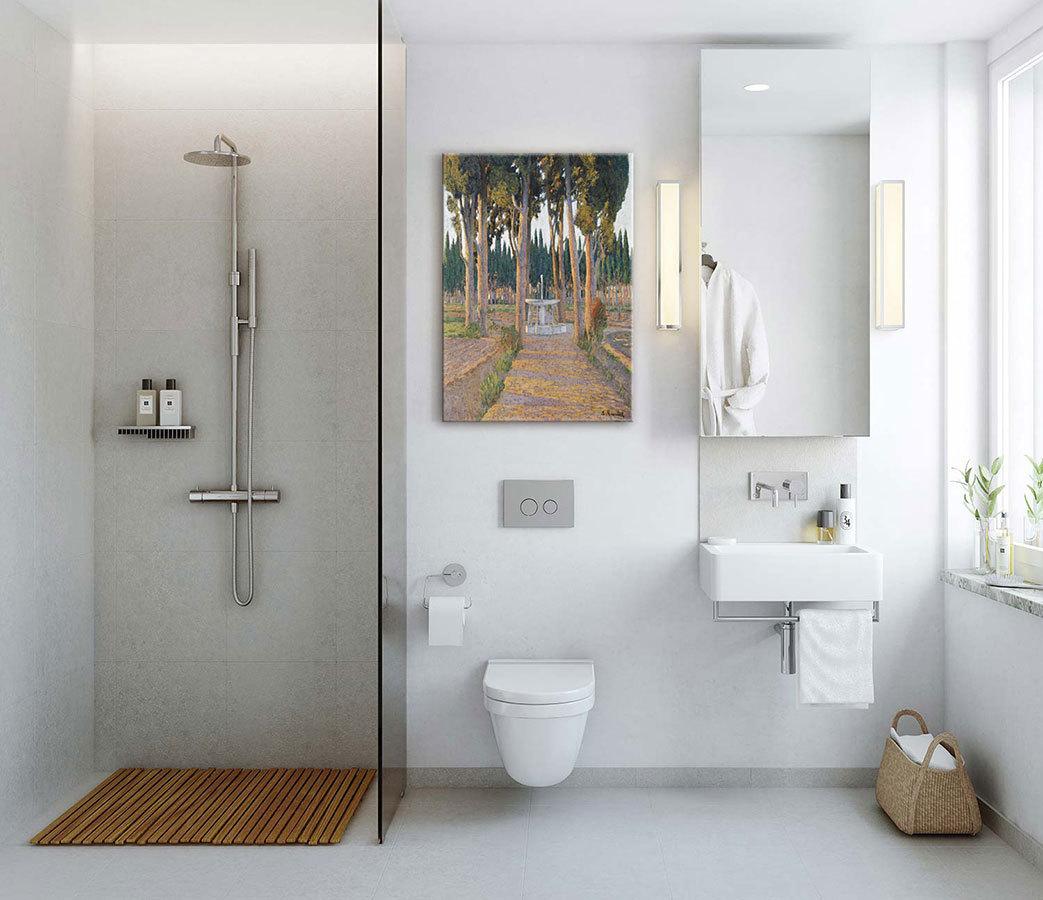 small bathroom remodel Morton Grove
