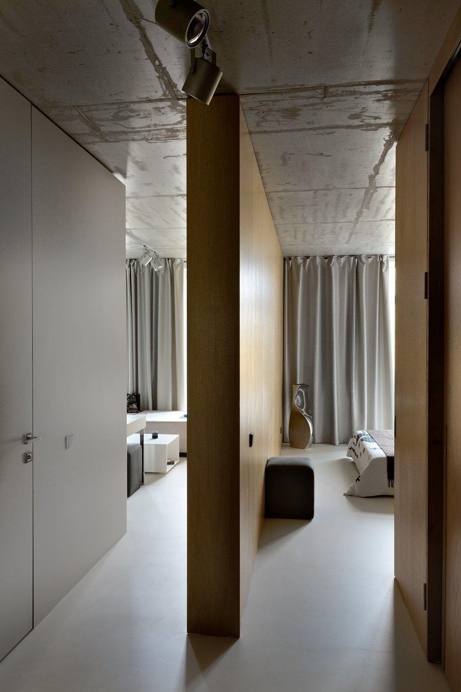 Фотография: Прихожая в стиле Лофт, Малогабаритная квартира, Квартира, Украина, Дома и квартиры – фото на InMyRoom.ru