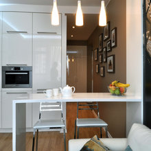 Фото из портфолио кухня в скандинавском стиле – фотографии дизайна интерьеров на INMYROOM