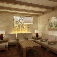Фото из портфолио Интерьер банного комплекса – фотографии дизайна интерьеров на InMyRoom.ru