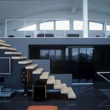 Фото из портфолио Пентхаус на Большой Грузинской – фотографии дизайна интерьеров на INMYROOM