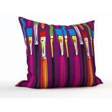 Декоративная подушка: Энергия цвета