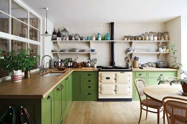 Фотография: Кухня и столовая в стиле Прованс и Кантри, Декор интерьера, Дом, Дача – фото на InMyRoom.ru