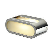 Светильник настенный SLV New Andreas хром / стекло матовое
