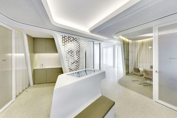 Фотография: Ванная в стиле Хай-тек, Дизайн интерьера – фото на INMYROOM