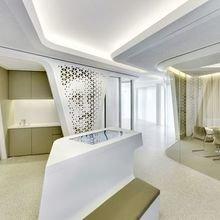 Фотография: Ванная в стиле Хай-тек, Дизайн интерьера – фото на InMyRoom.ru